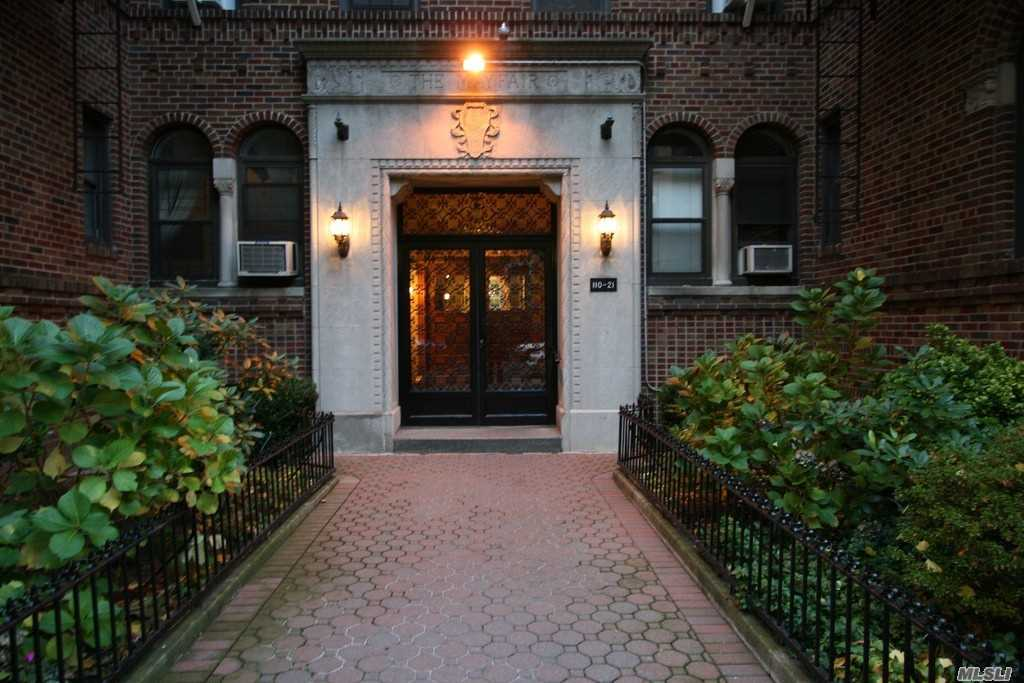 Photo of home for sale at 110-21 73rd Rd, Forest Hills NY