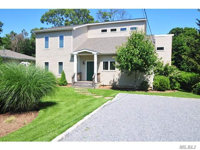 Photo of home for sale at 1325 Old Shipyard Ln, Southold NY
