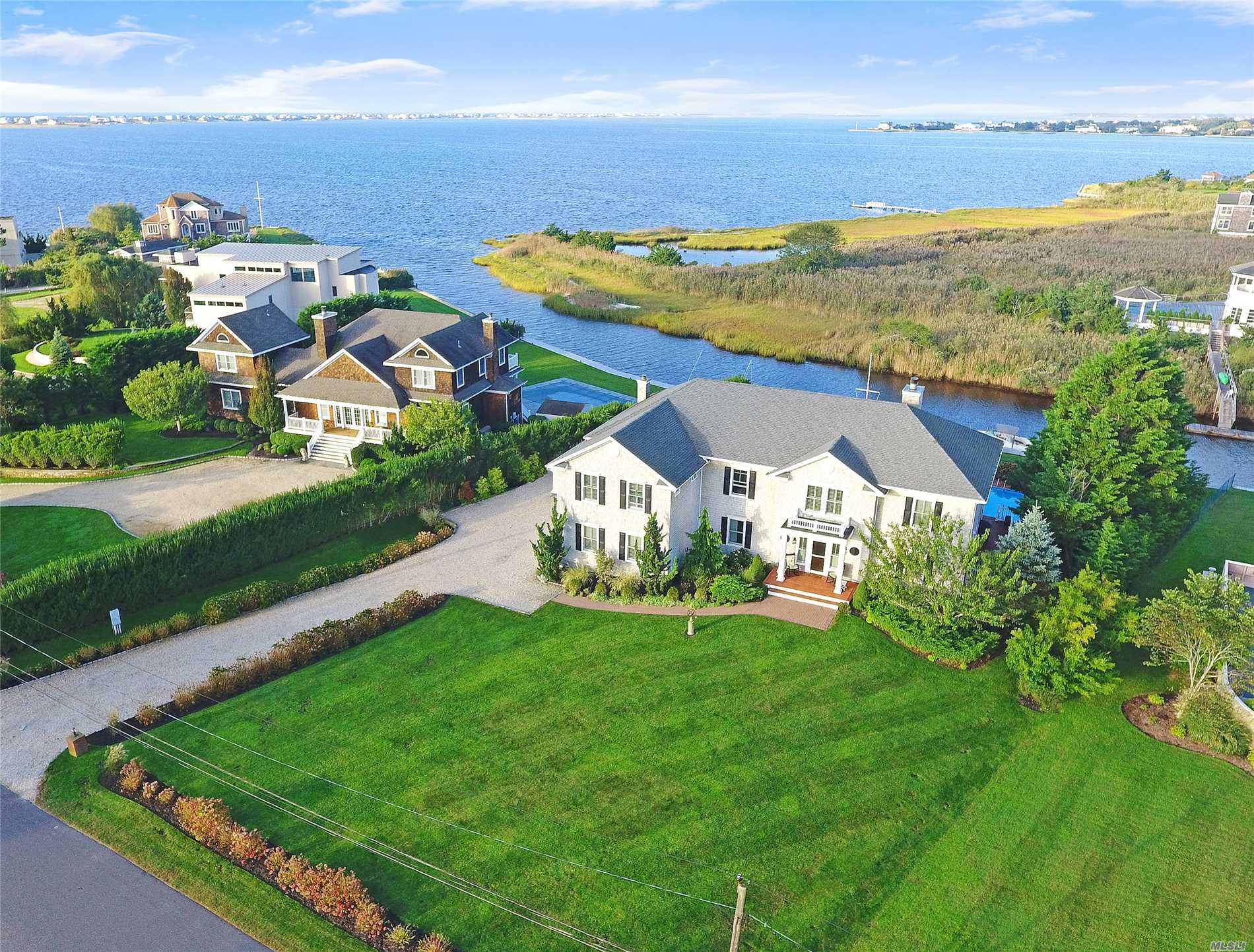 Photo of home for sale at 15 Sandpiper Ct, Westhampton NY