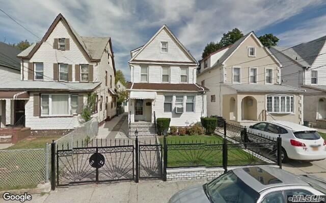 Photo of home for sale at 113-23 207 St, Queens Village NY