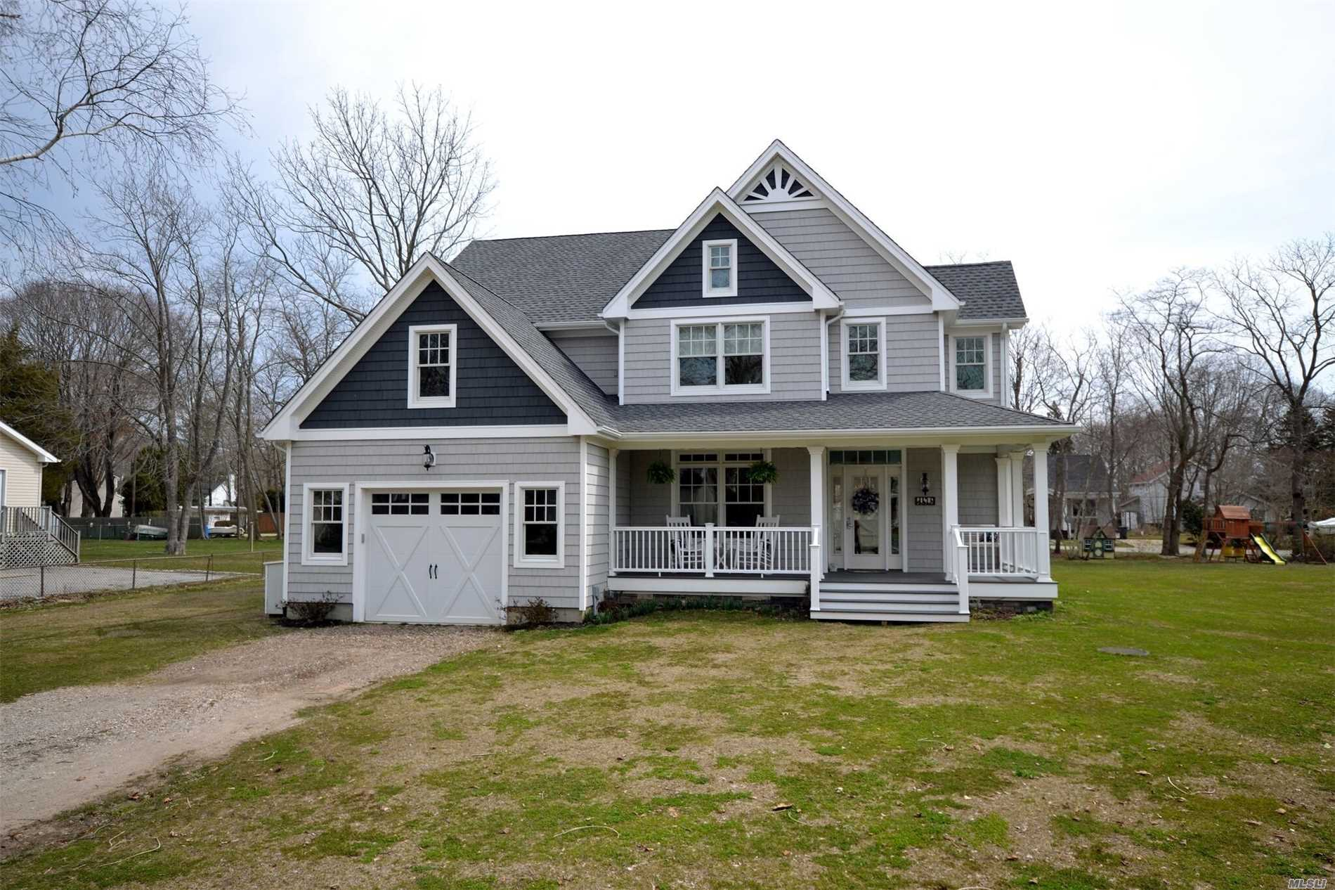 Photo of home for sale at 148 Point St, South Jamesport NY