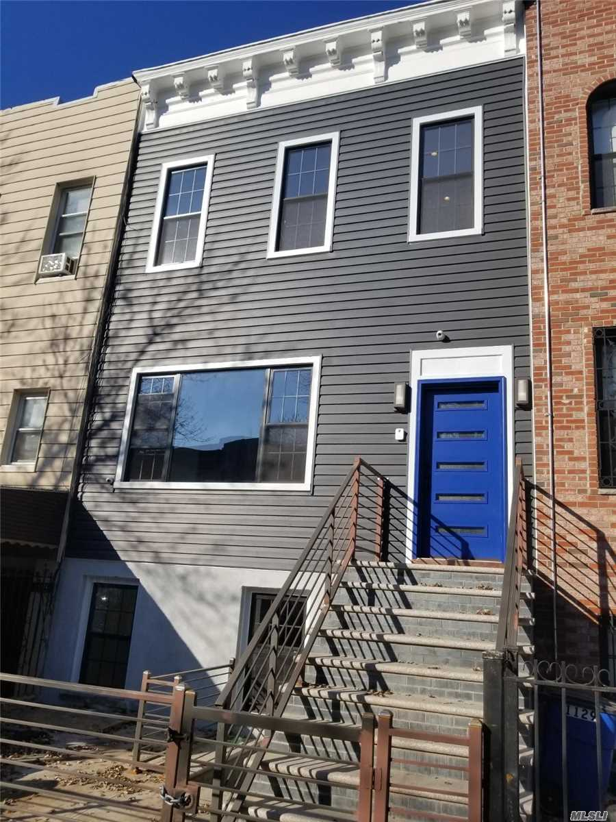 Photo of home for sale at 1127 Decatur St, Brooklyn NY