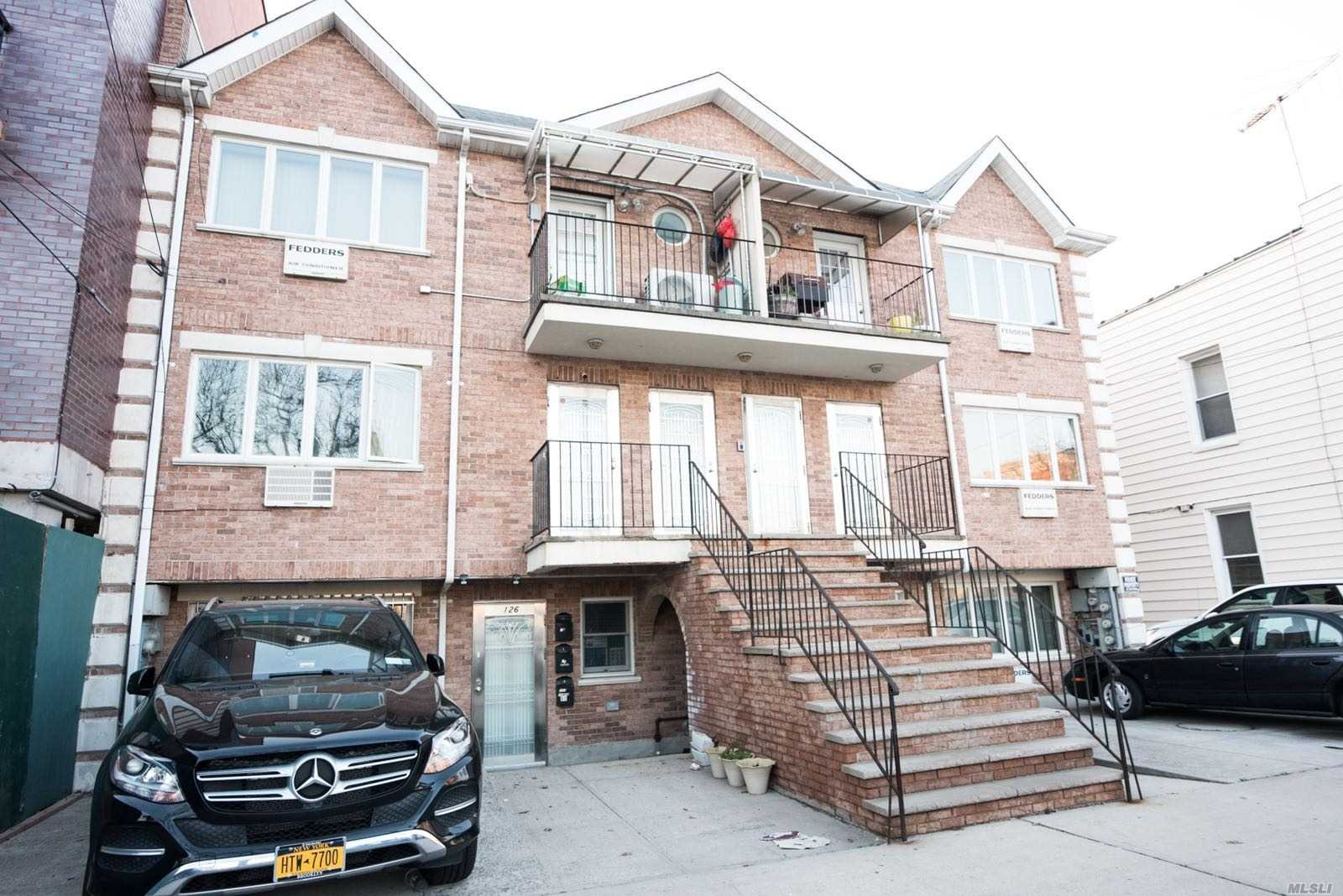 Photo of home for sale at 124 Bay 43rd St, Brooklyn NY