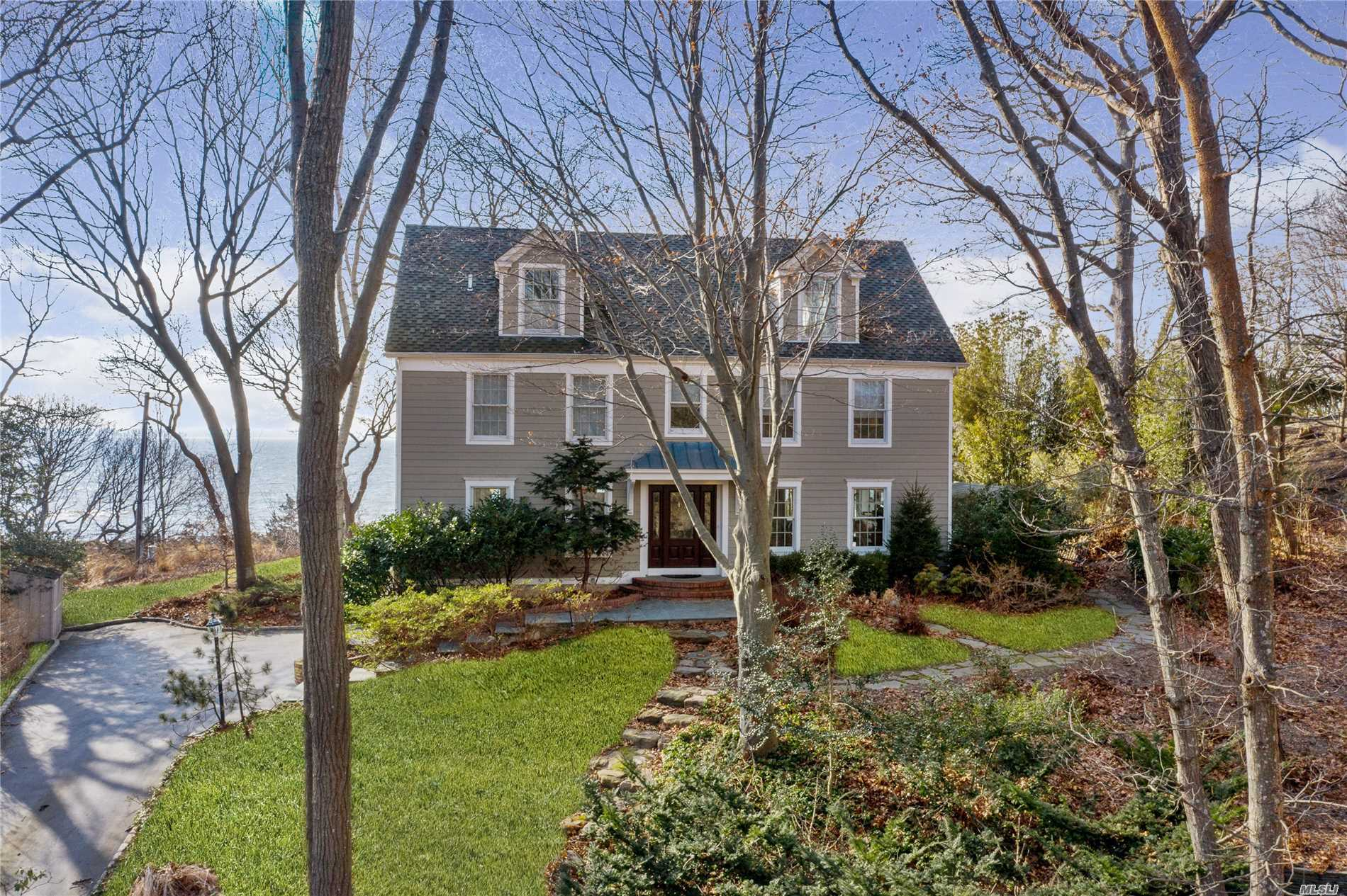 Photo of home for sale at 16 Childs Lane, Old Field NY