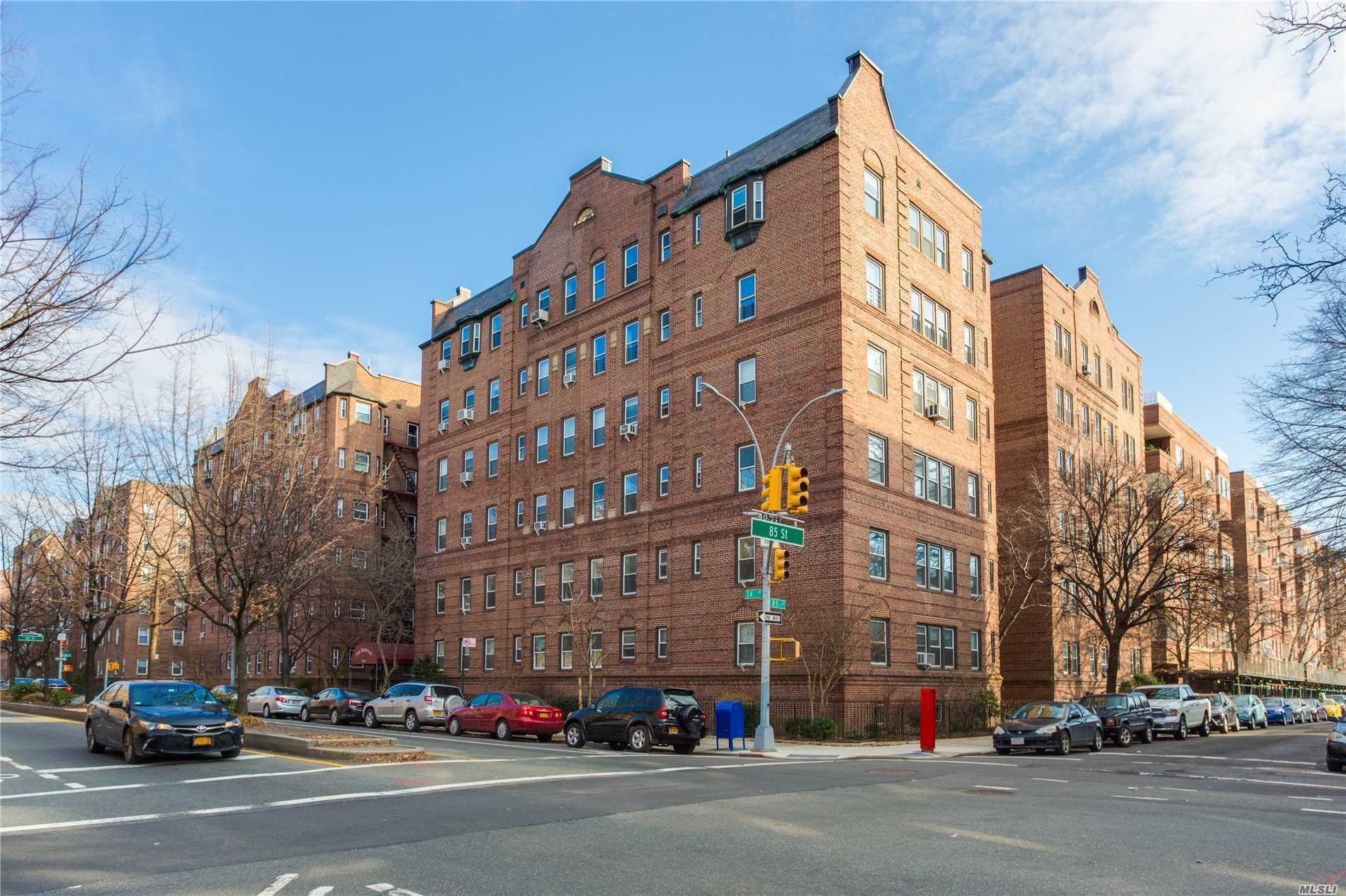 Photo of home for sale at 85-10 34 Ave, Jackson Heights NY