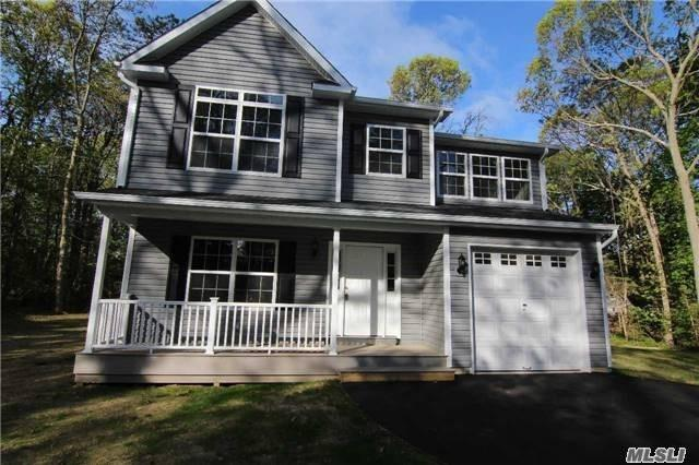 Photo of home for sale at Lot 28 Hanrahan Ave, Farmingville NY