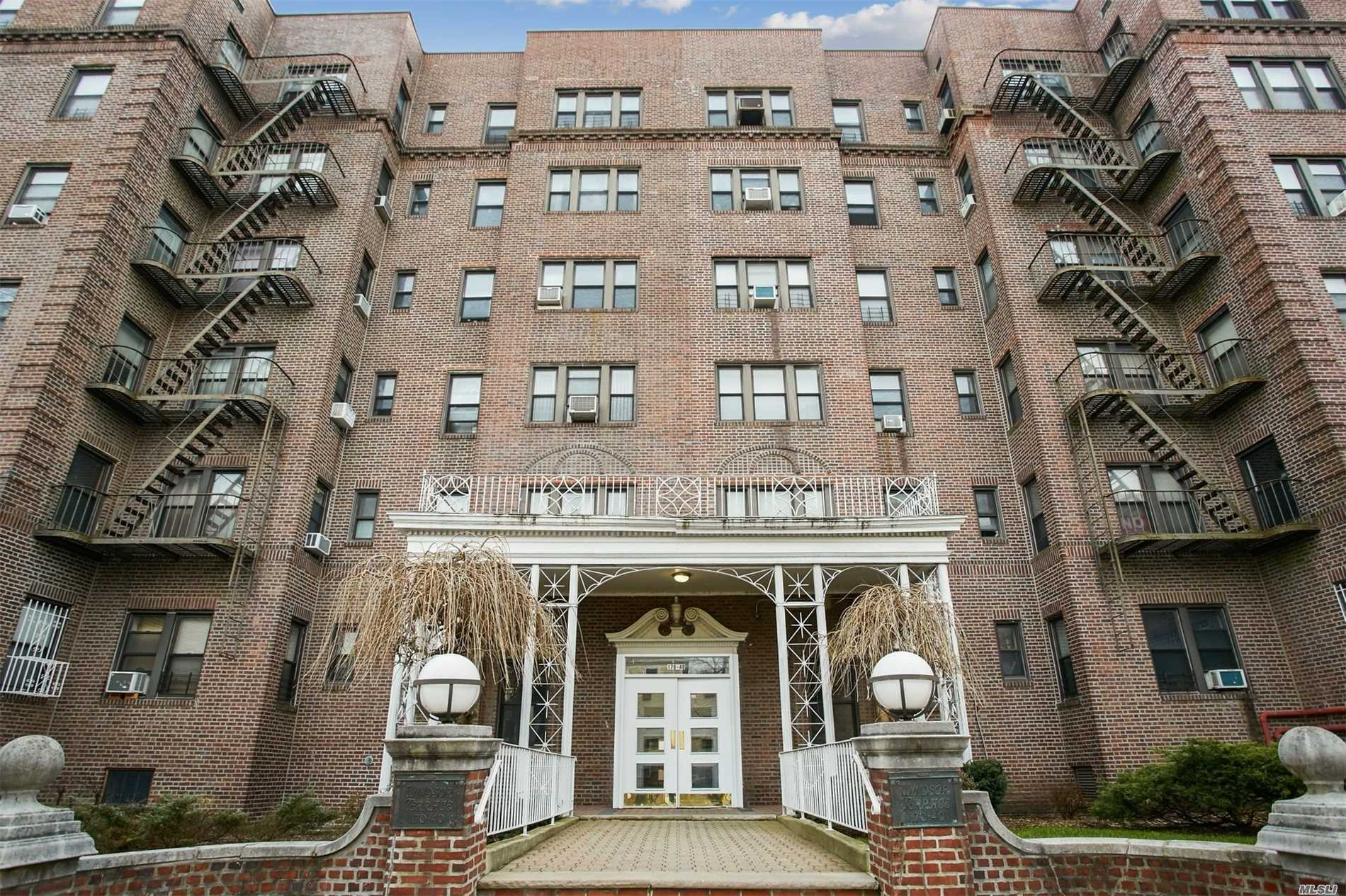 Photo of home for sale at 170-40 Highland Ave, Jamaica Estates NY
