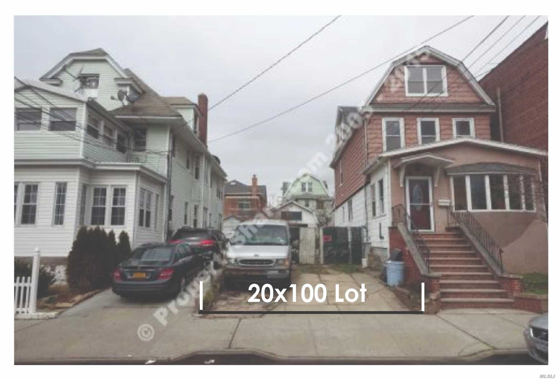 Photo of home for sale at 92-43 55th Ave, Elmhurst NY