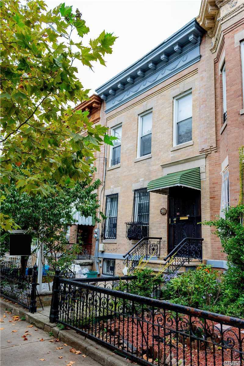 Photo of home for sale at 397 Eldert Ln, Brooklyn NY