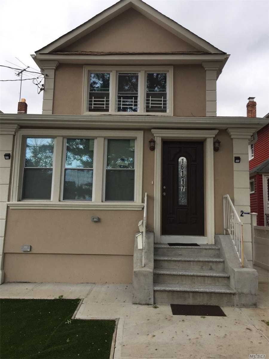 Photo of home for sale at 161-17 120 Ave, Jamaica NY