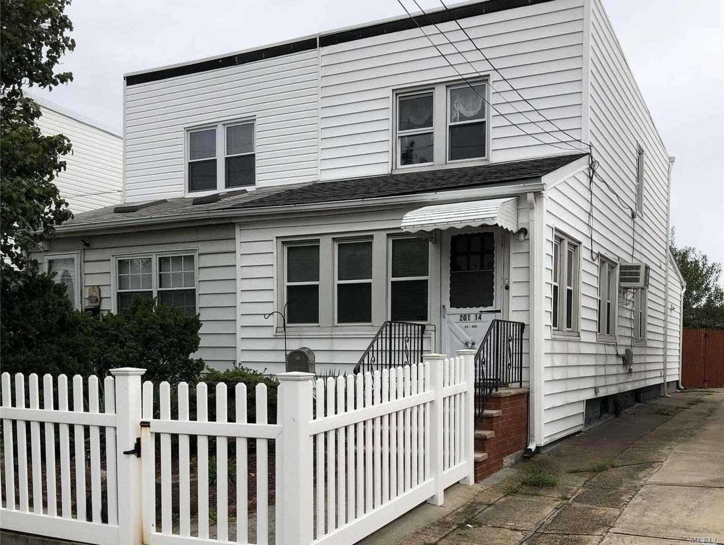 Photo of home for sale at 201-14 33rd Ave, Bayside NY