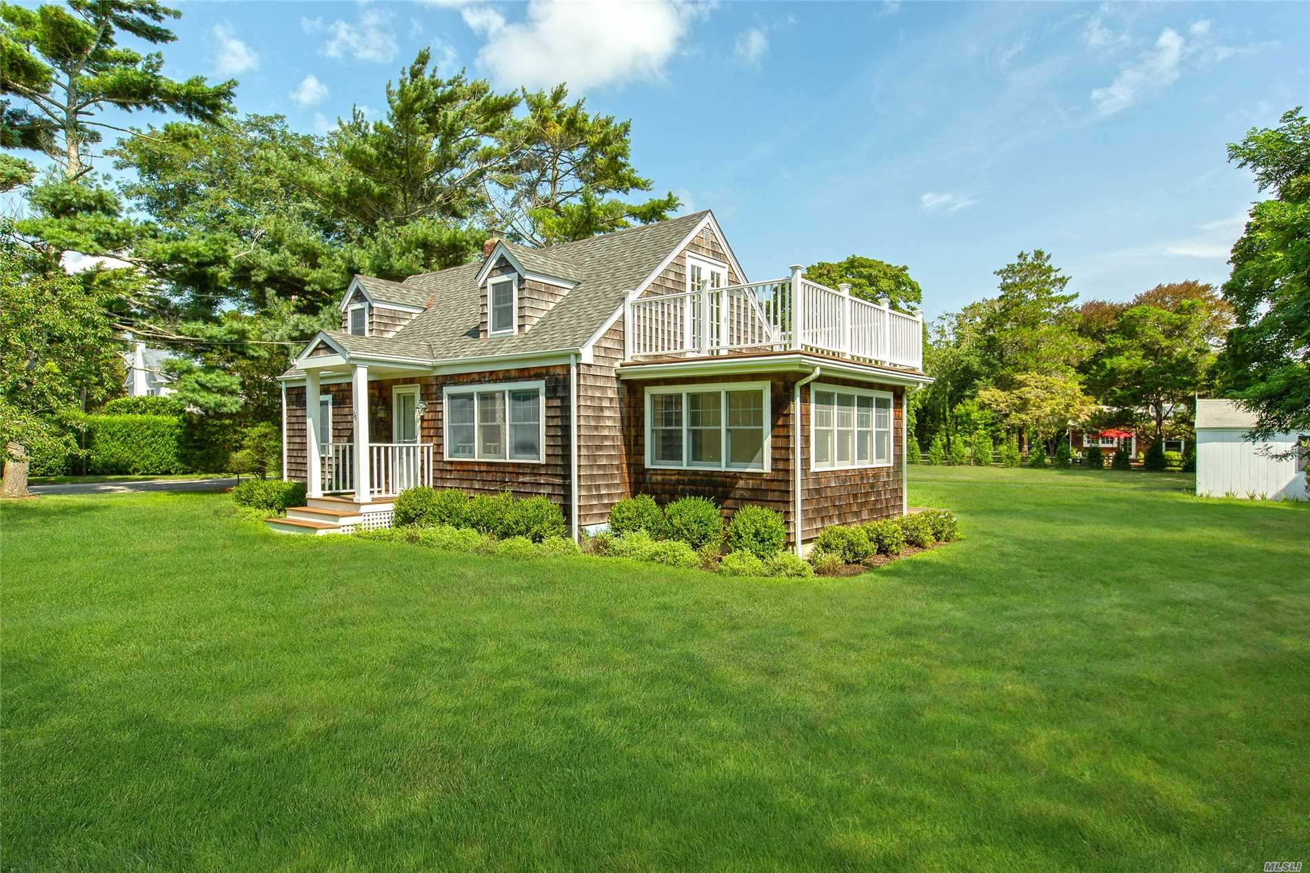 Photo of home for sale at 31 Walker Ave, East Quogue NY