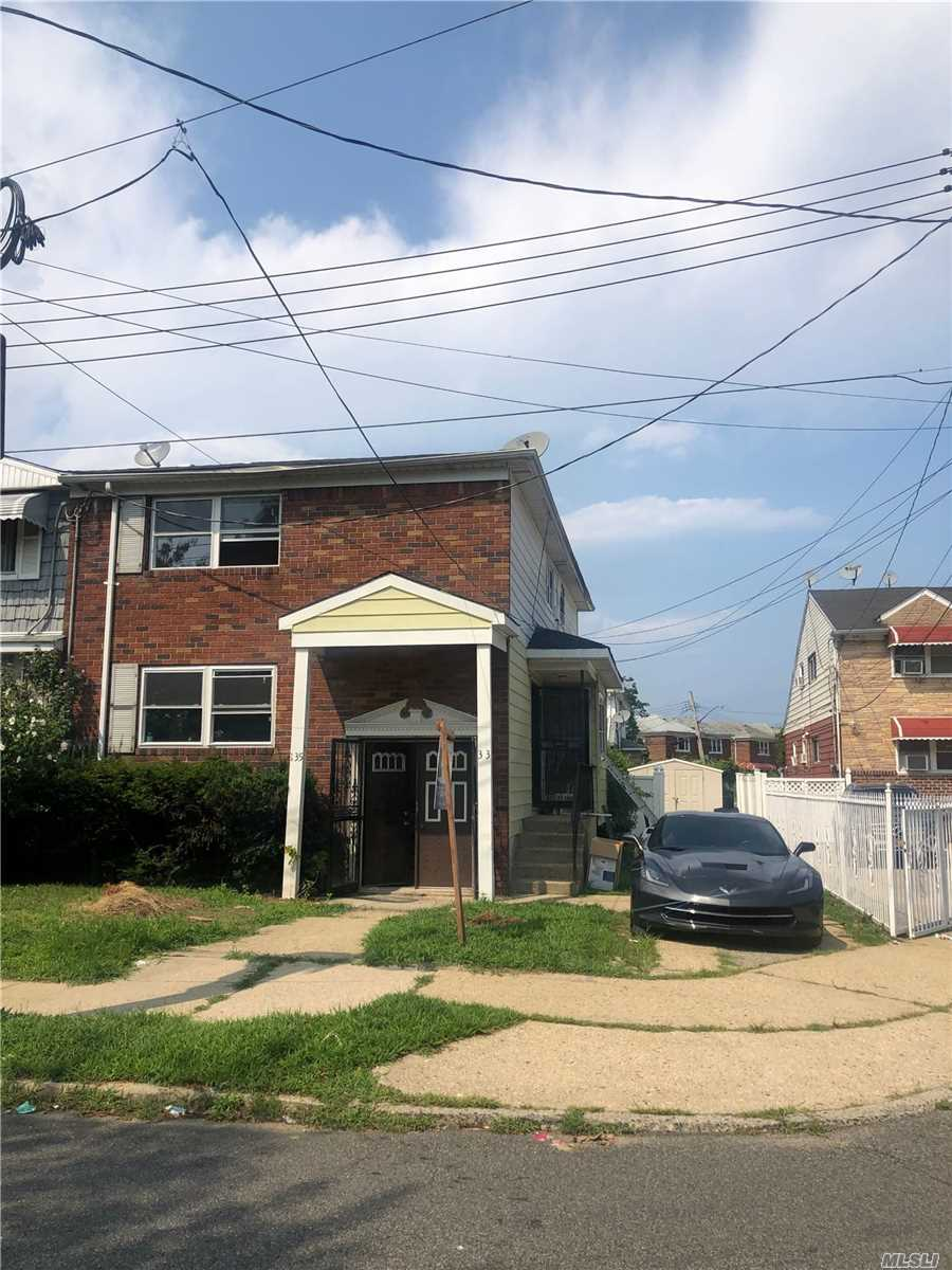Photo of home for sale at 135-33 Cheney St, Springfield Gdns NY