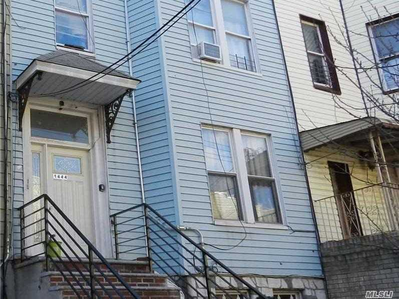 Photo of home for sale at 1444 Greene Ave, Brooklyn NY