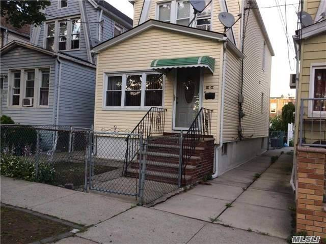 Photo of home for sale at 119-39 130th St, South Ozone Park NY