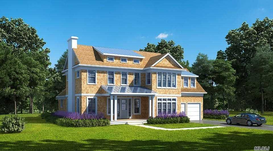 Photo of home for sale at 33 Sunset Ave, East Quogue NY