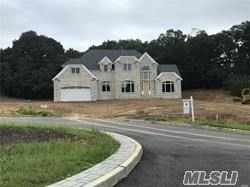 Photo of home for sale at Lot 5 Bridal Ct, Hauppauge NY