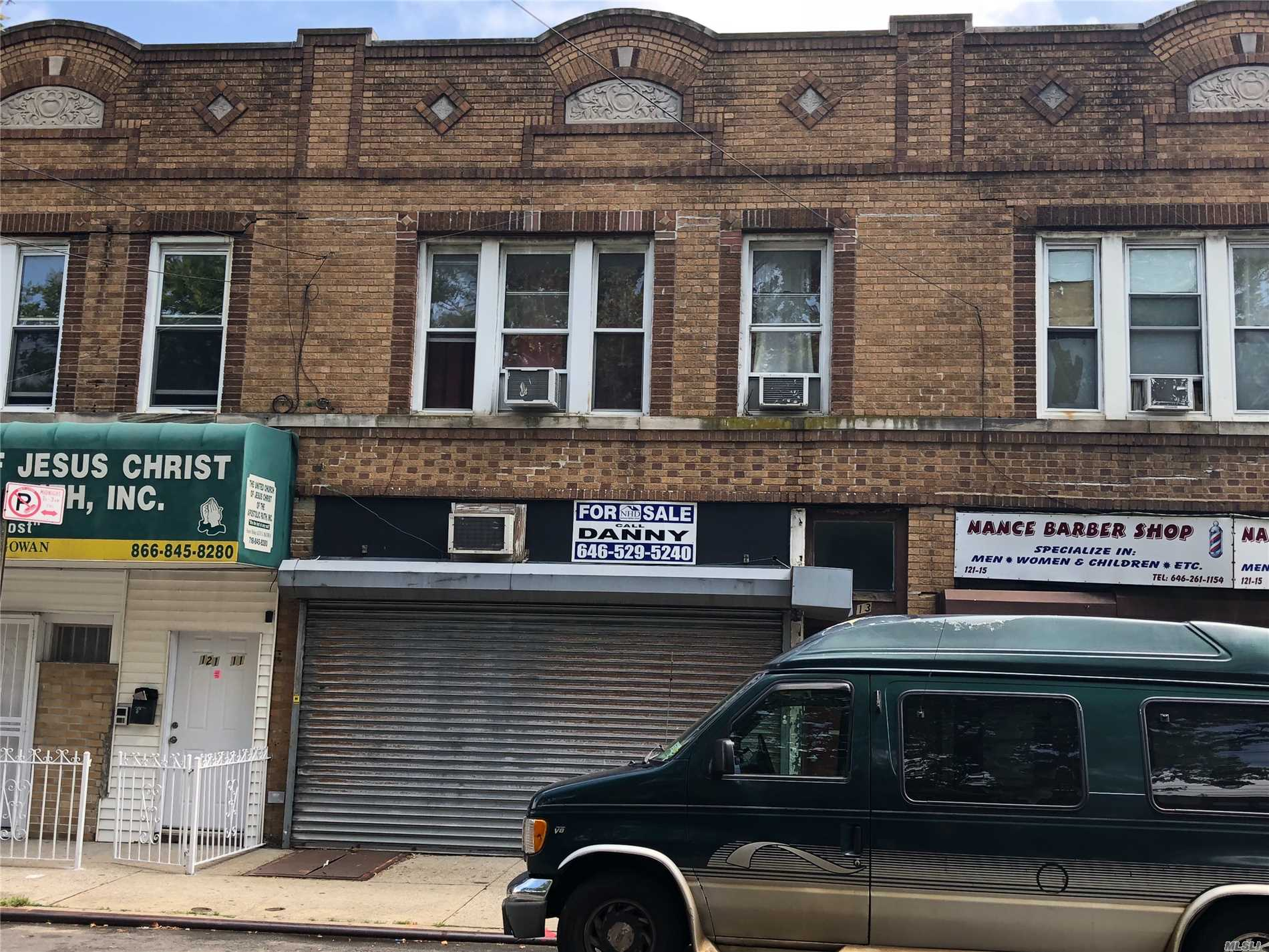 Photo of home for sale at 121-13 Sutphin Blvd, Jamaica NY