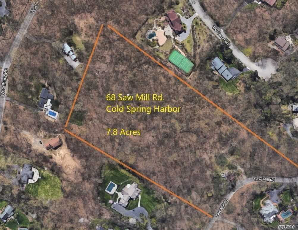 Photo of home for sale at 68 Saw Mill Rd, Cold Spring Harbor NY