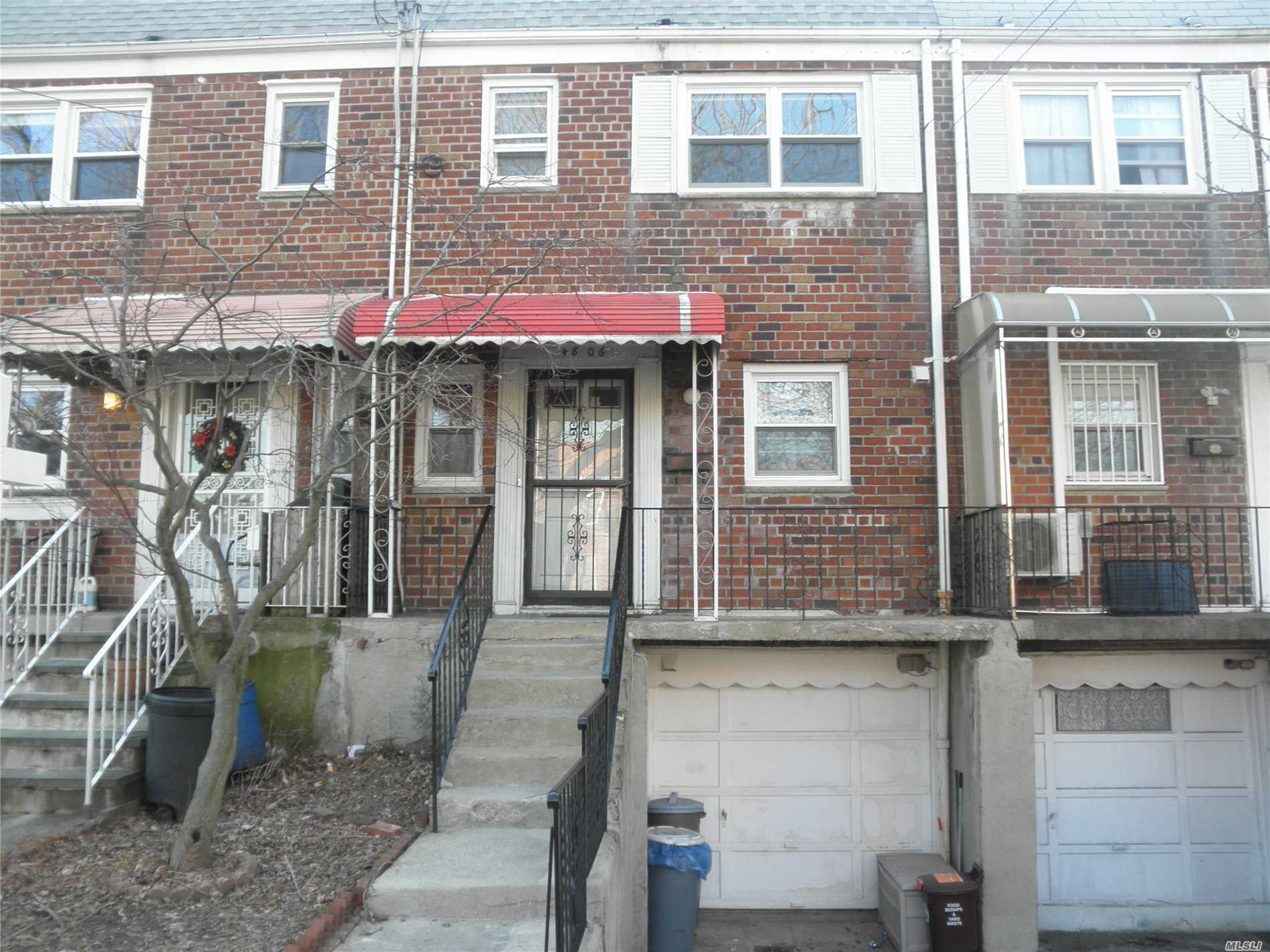 Photo of home for sale at 48-06 210 St, Bayside NY