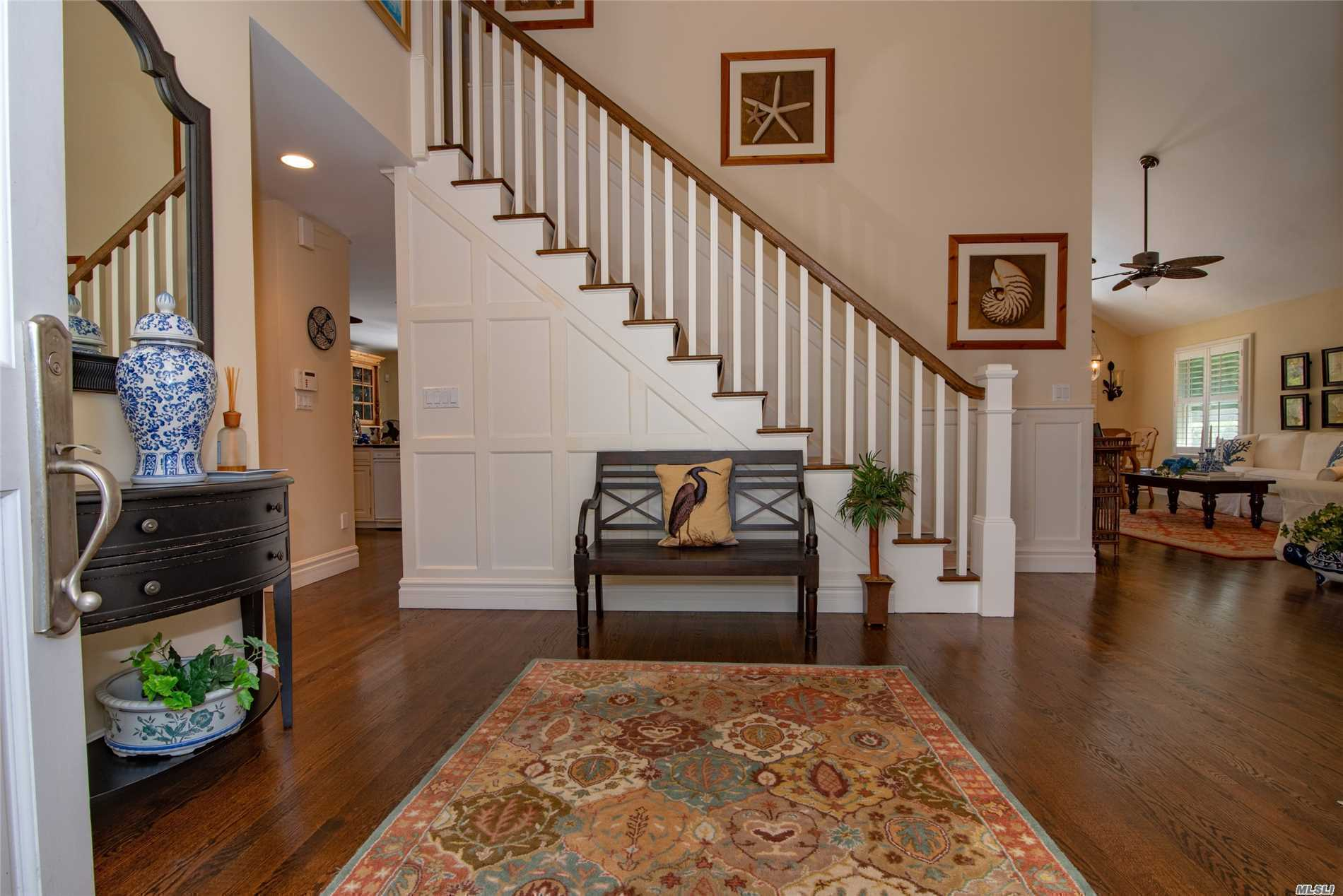 Photo of home for sale at 40 Bridle Path, Westhampton Bch NY