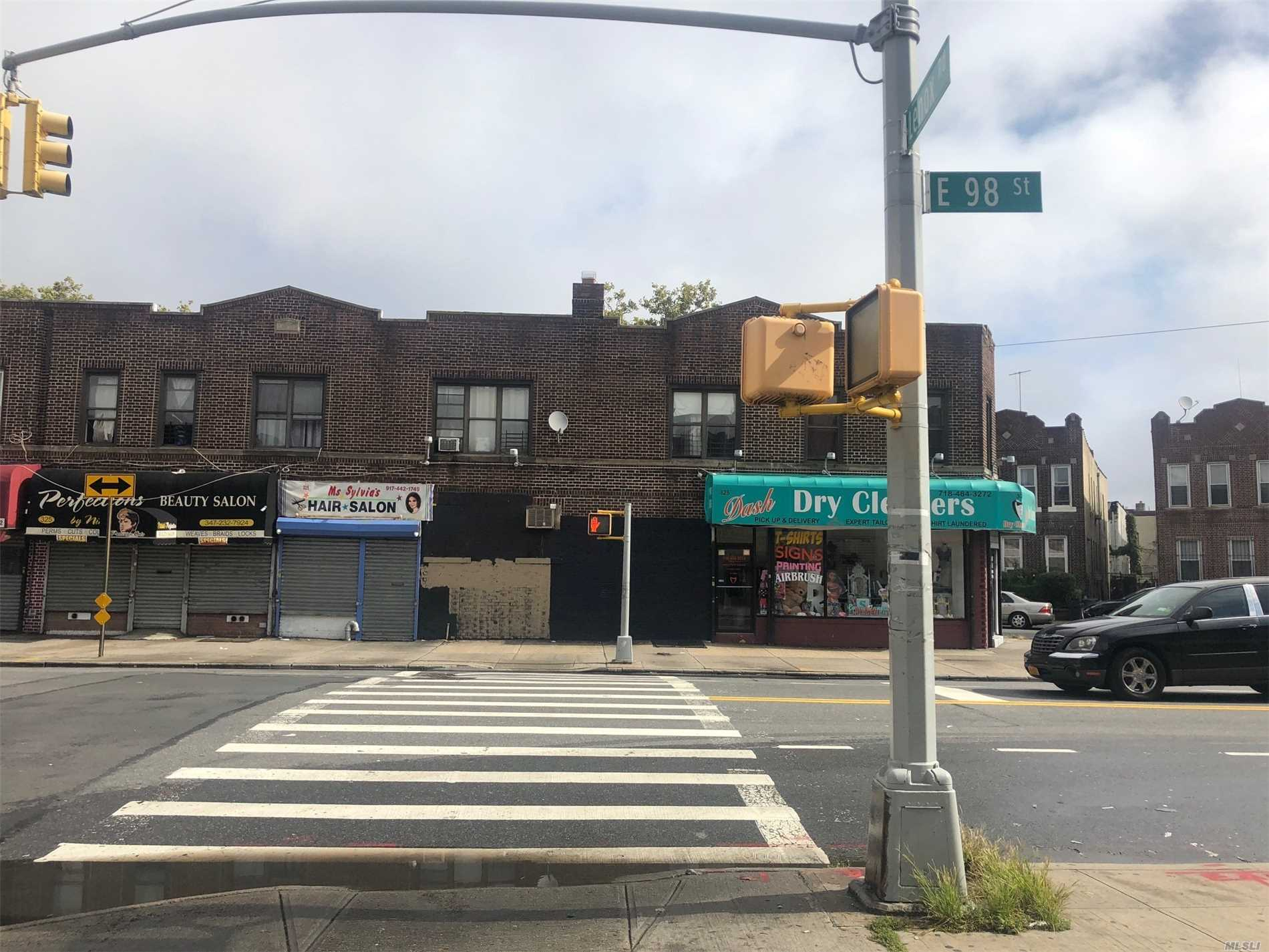 Photo of home for sale at 325 98th St E, Brooklyn NY