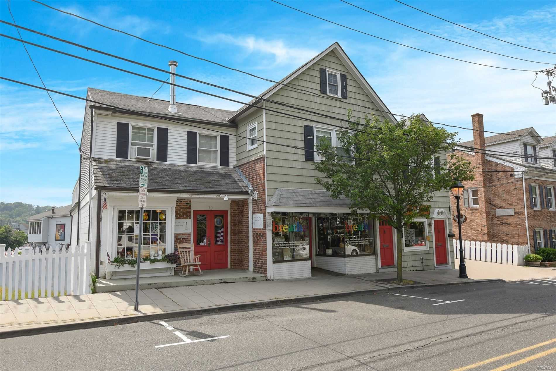 Property for sale at 116 E Main St, Port Jefferson,  New York 11777