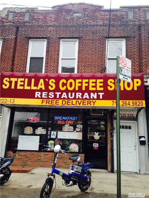Photo of home for sale at 222-13 Jamaica Ave, Queens Village NY