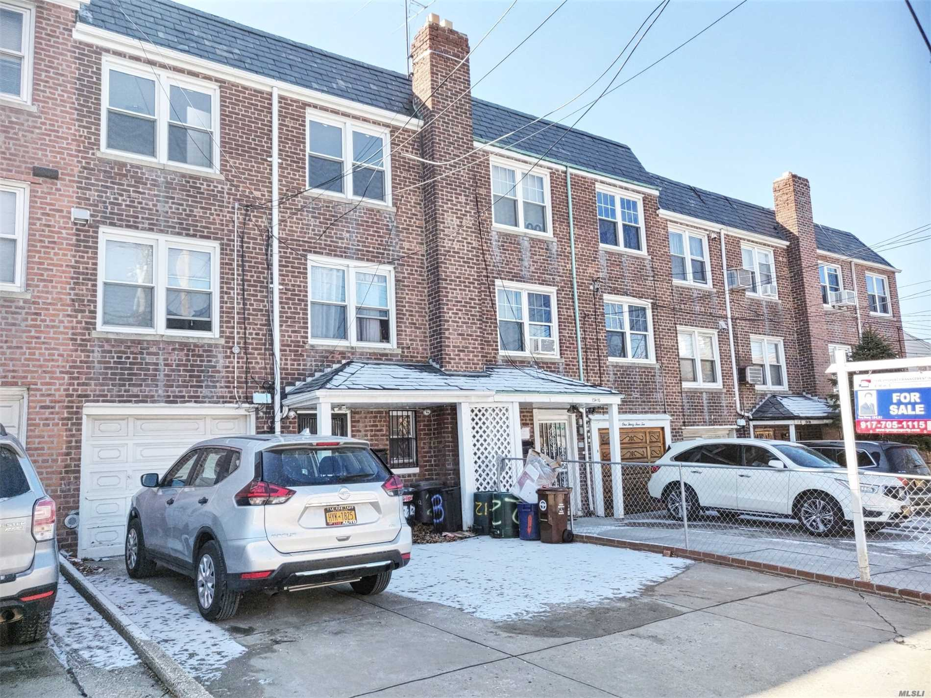 Photo of home for sale at 134-12 Booth Memorial Ave, Flushing NY