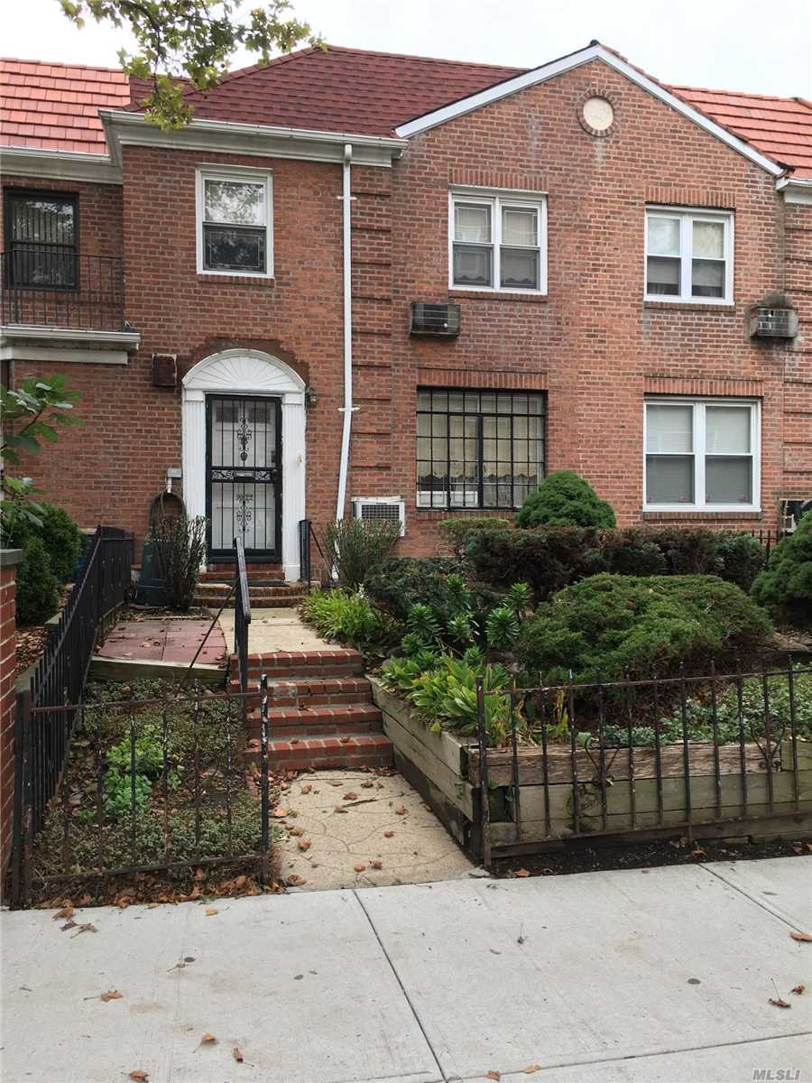Photo of home for sale at 99-22 64 Th Rd, Rego Park NY