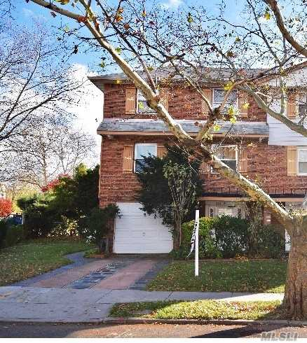 Photo of home for sale at 223-52 56 Ave, Bayside NY