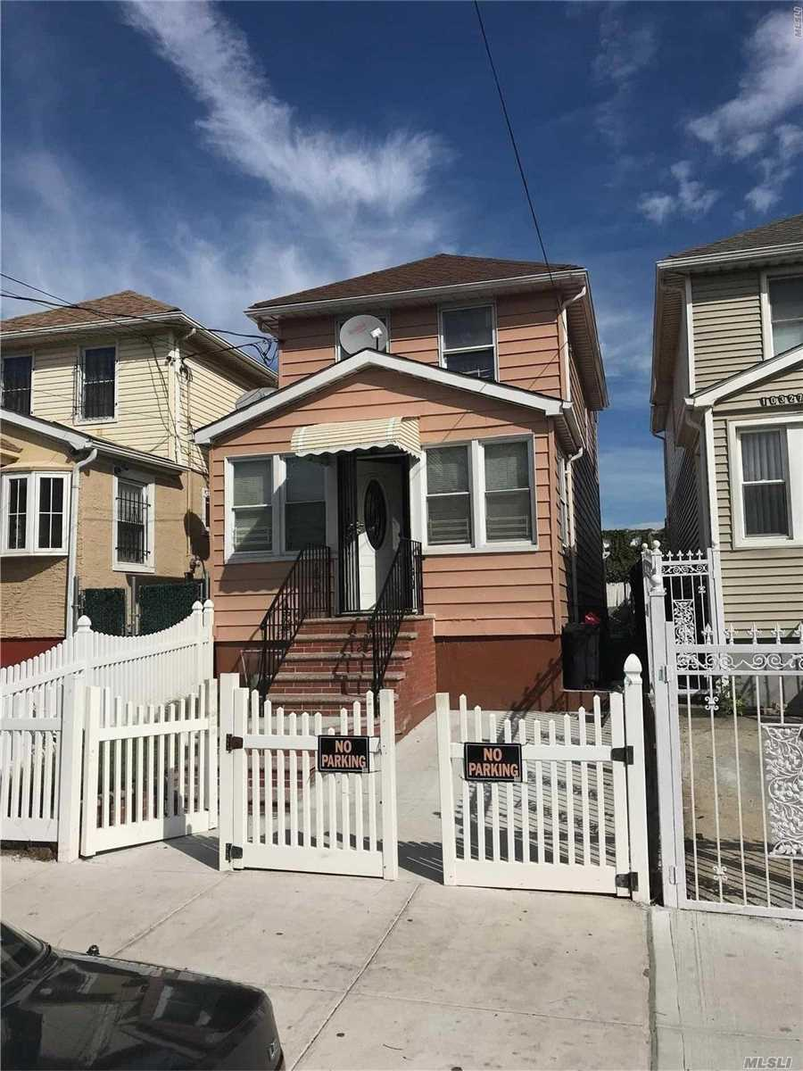Photo of home for sale at 103-25 177th St, Jamaica NY