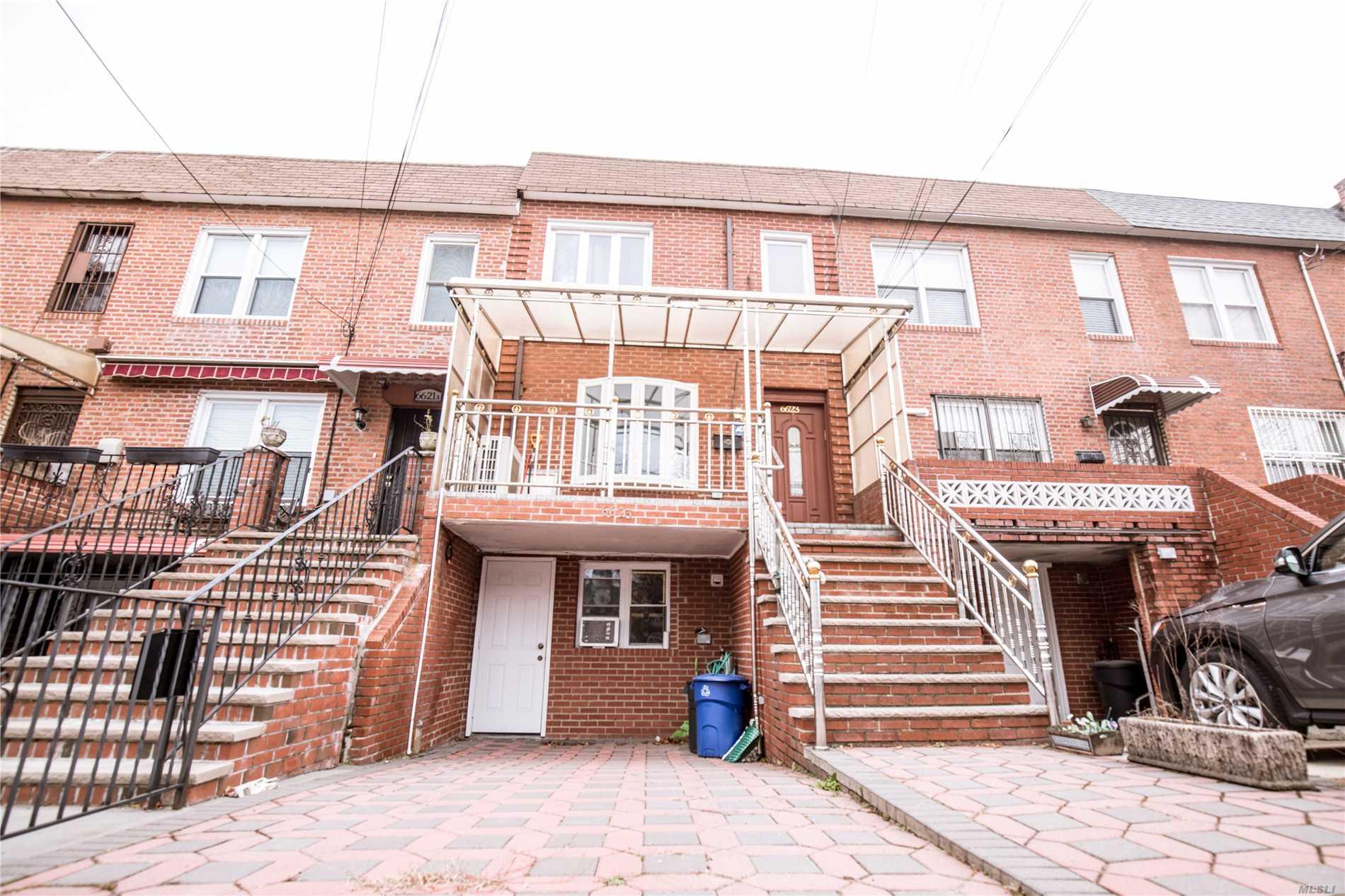 Photo of home for sale at 66-23 Alderton St, Rego Park NY