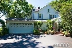 Photo of home for sale at 15 Harborview Rd, Stony Brook NY