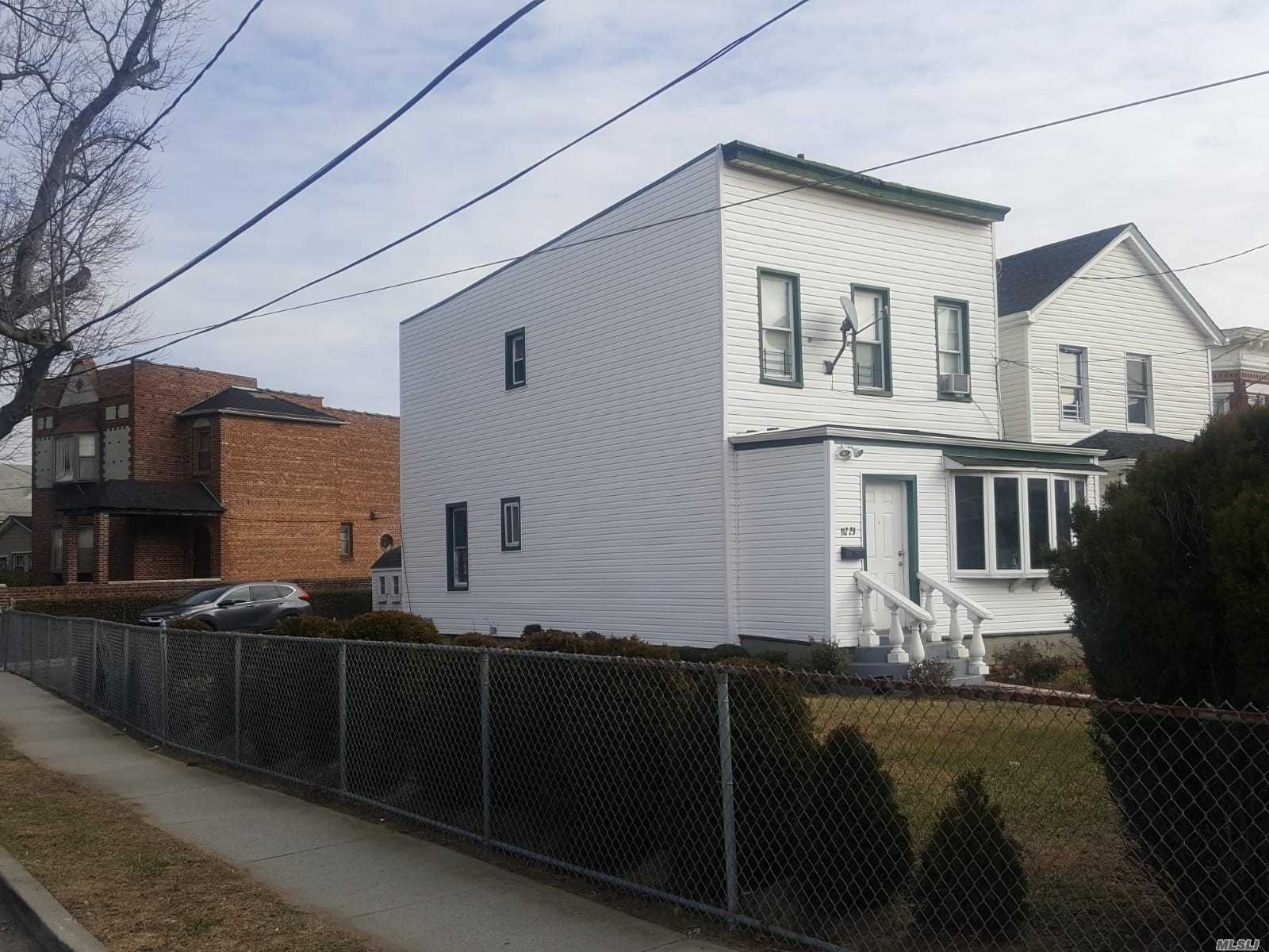Photo of home for sale at 112-29 Dillon St, Jamaica NY