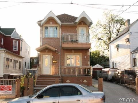 Photo of home for sale at 341 Autumn Ave, East New York NY