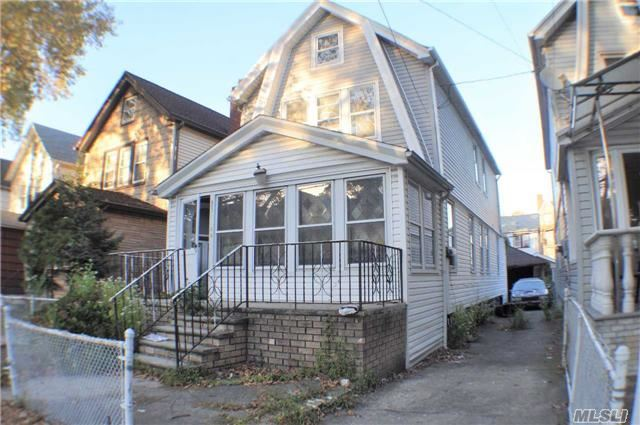 Photo of home for sale at 957 93rd St E, Brooklyn NY