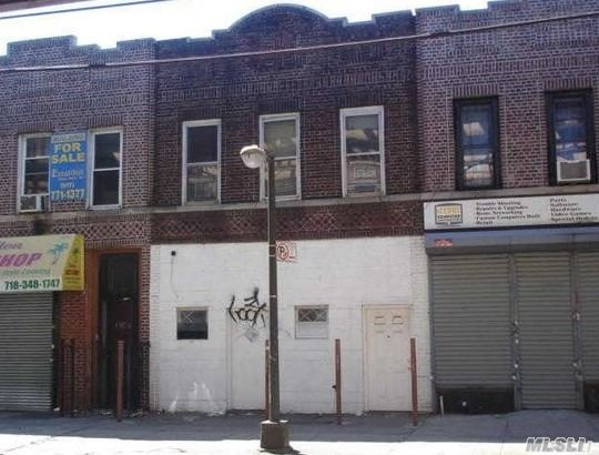 Photo of home for sale at 3238 Fulton St, Brooklyn NY