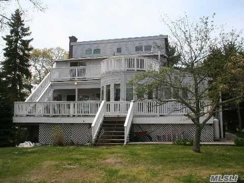Photo of home for sale at 95 Hewitt Blvd, Center Moriches NY