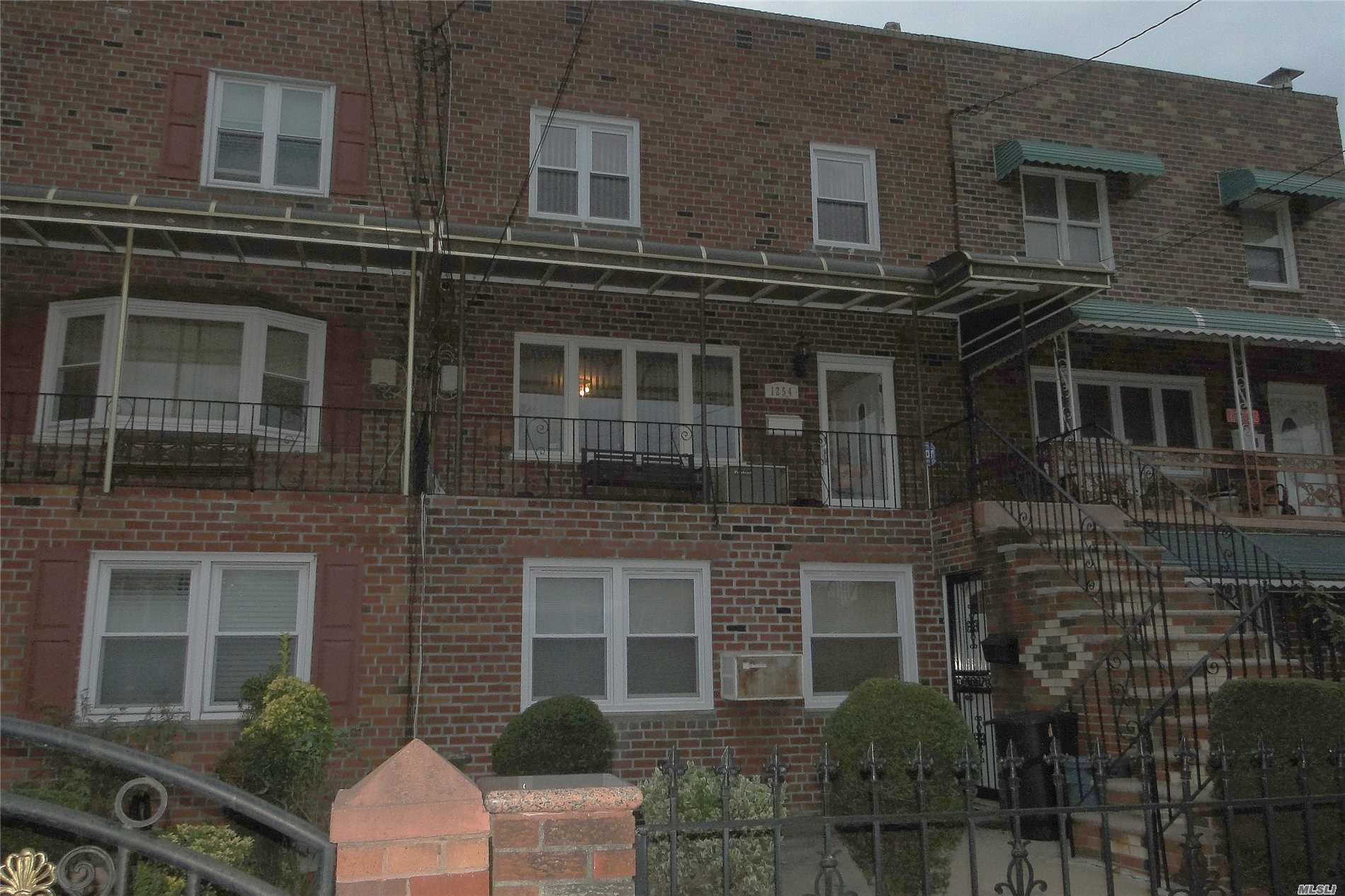 Photo of home for sale at 1254 91st St E, Brooklyn NY