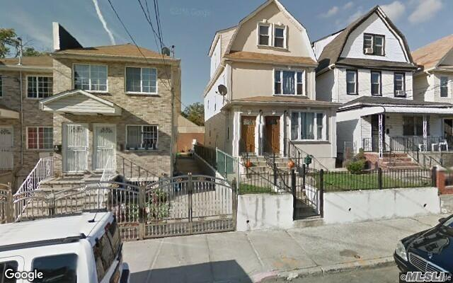 Photo of home for sale at 108-36 164th St, Jamaica NY