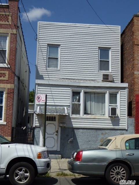 Photo of home for sale at 102-21 Martense Ave, Corona NY