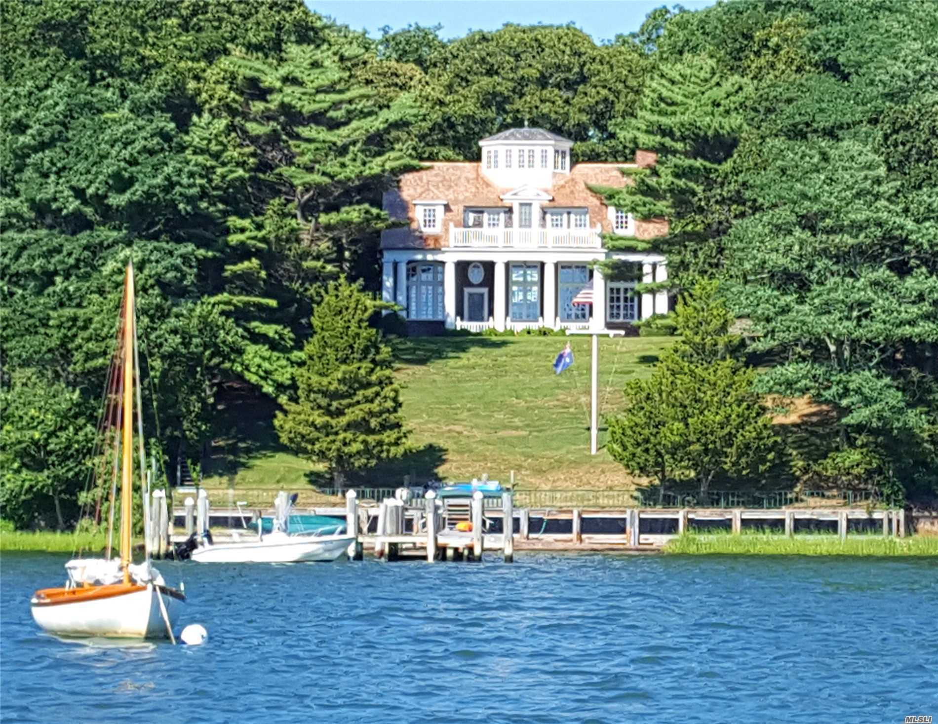 Photo of home for sale at 66 Ram Island Dr, Shelter Island NY