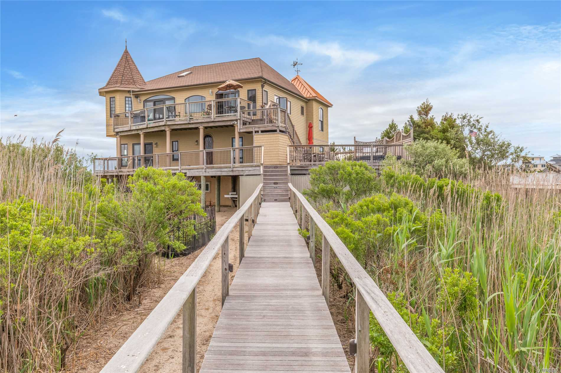Photo of home for sale at 7 Widgeon, Westhampton Dune NY
