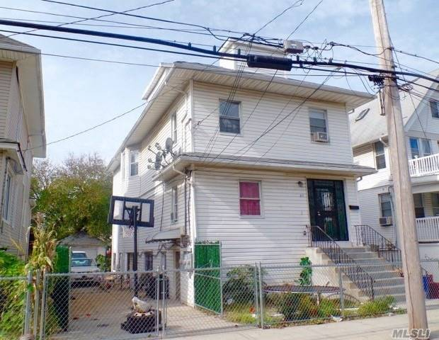 Photo of home for sale at 433 Beach 68th St, Far Rockaway NY
