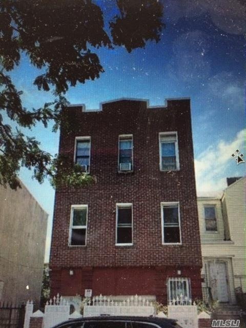 Photo of home for sale at 63 Suydam St, Brooklyn NY