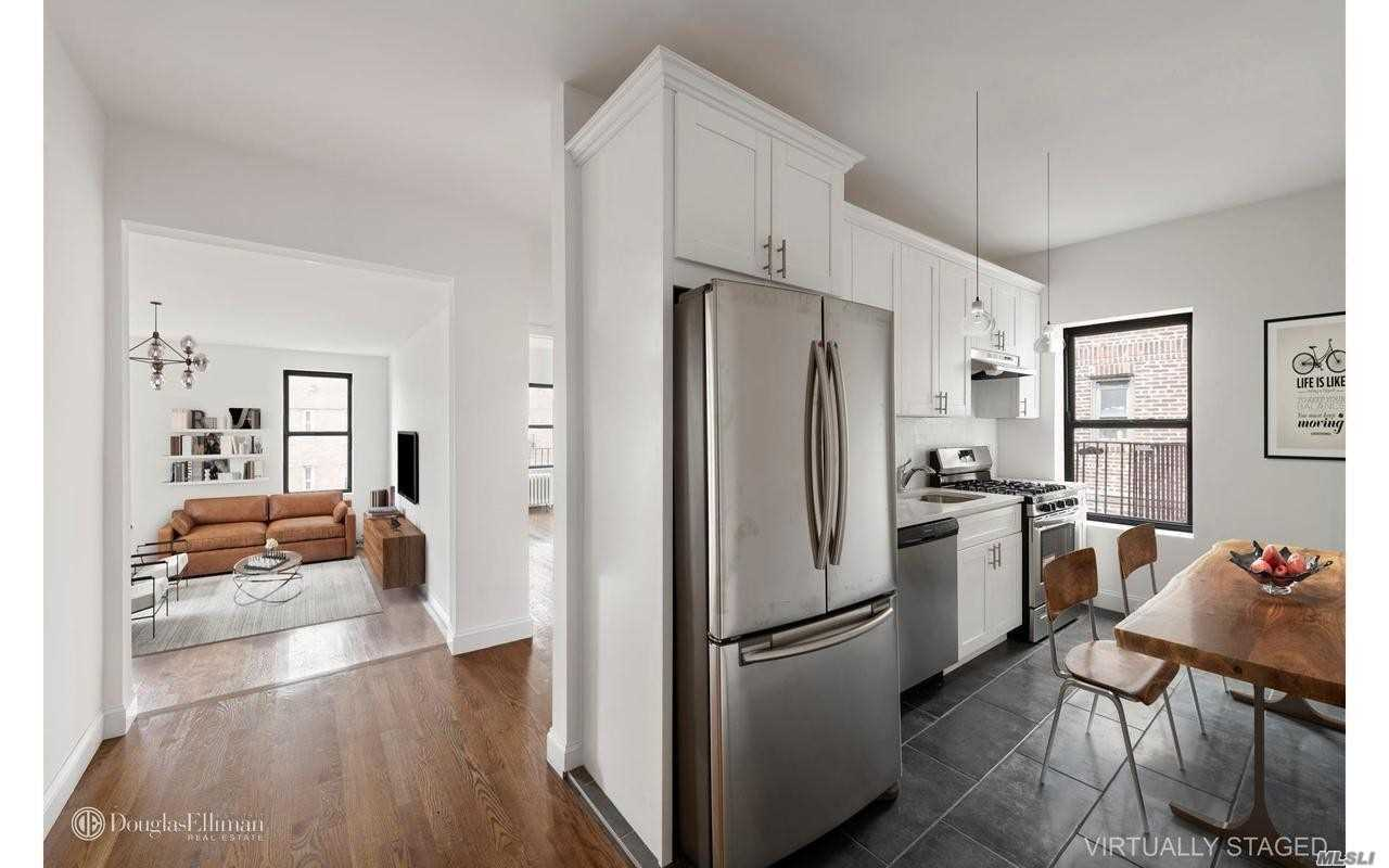 Photo of home for sale at 43-33 48th St, Sunnyside NY