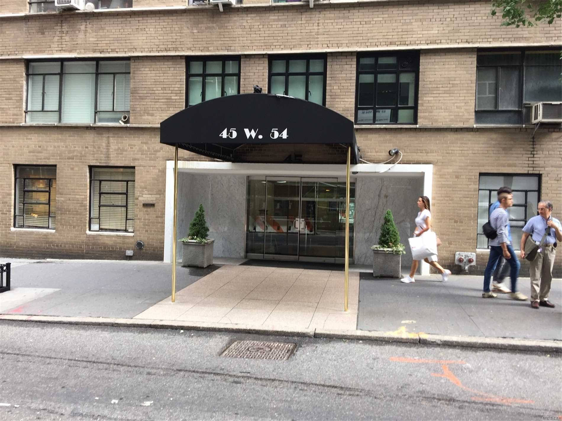 Photo of home for sale at 45 54th St W, Manhattan NY