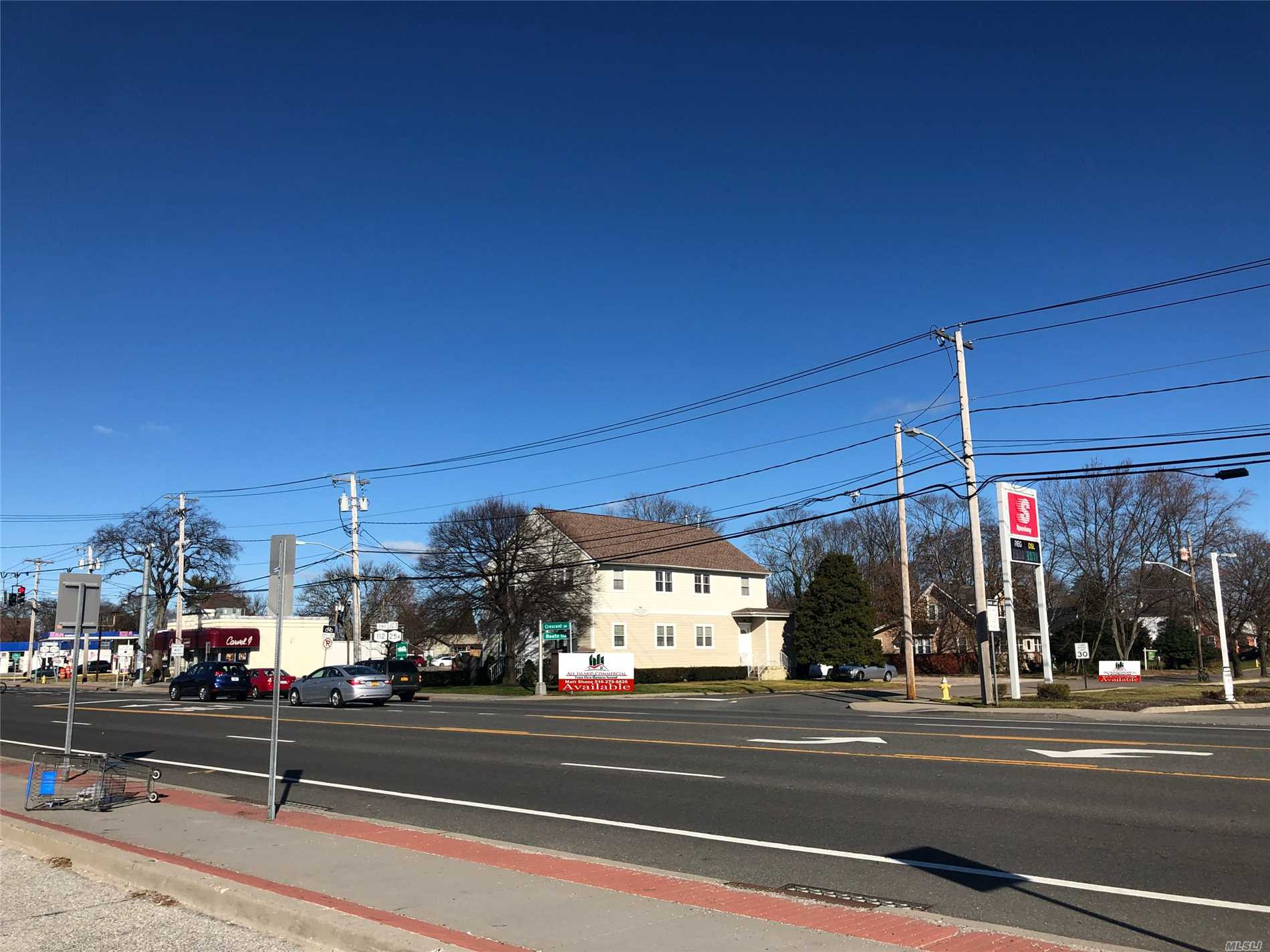Photo of home for sale at 409 Patchogue Rd, Pt.Jefferson Sta NY