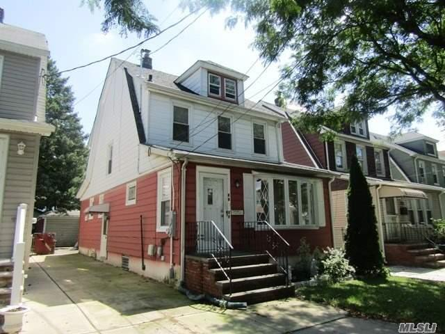 Photo of home for sale at 89-05 237th St, Bellerose NY